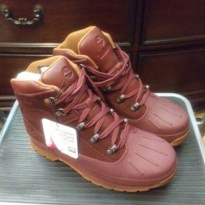 Timberland euro hiker boots women size 8 kids size